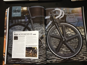 Urban Cyclist mag carbon wheel test