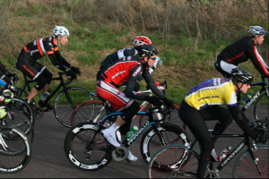 sean yates at hillingdon winter series 2013 3rd cat race
