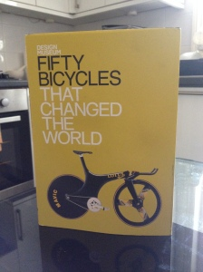 Fifty bicycles that changed the world cover