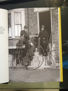 fifty bicycles that changed the world penny-farthing
