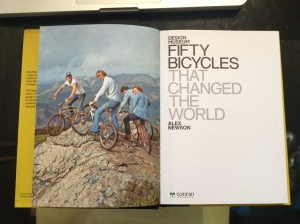 Howie Hammerman Otis Guy Chris McManus fifty bicycles that changed the world
