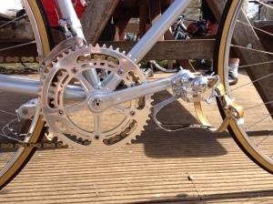 1974 Cinelli Speciale Corsa chainring
