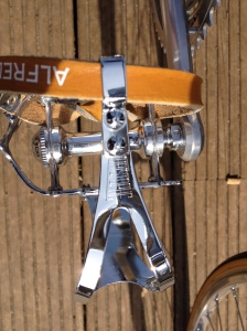 1974 Cinelli Speciale Corsa pedal