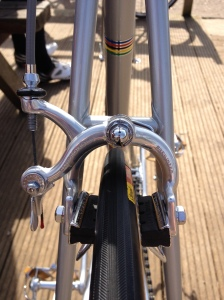 1974 Cinelli Speciale Corsa rear brake
